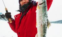 Arctic Day: Ice Fishing | half day, Day Tour, Adventure, Winter, Ice Fishing