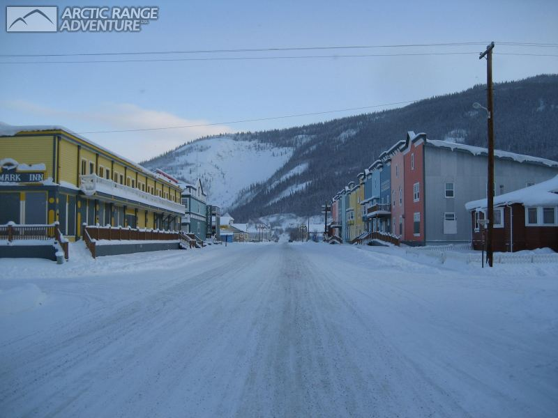 dawson city personals Dawson city: frozen time (2016):the history of dawson city, the gold rush town that had a historical treasure of forgotten silent films buried in.