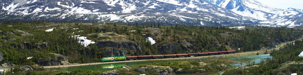 Arctic Day: White Pass Train & Skagway | Ganztags, Day Tour, Sightseeing, Summer/Fall, Wildlife Viewing, Sightseeing