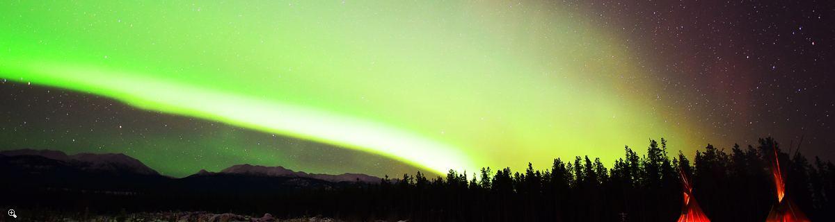 Best Value Aurora Viewing | Wildlife & Hot Springs
