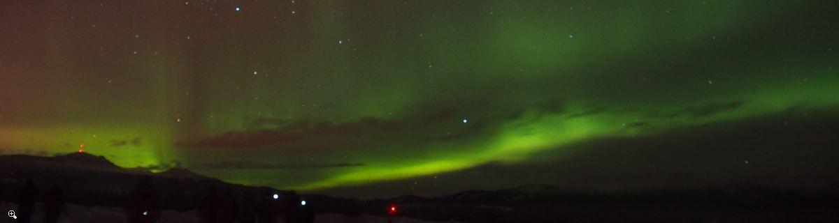 Yukon Aurora Rendezvous | Sourdough Special