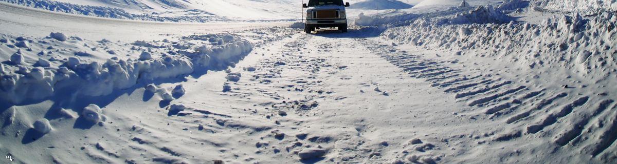 Arctic Winter Explorer | Ice Road to Tuktoyaktuk
