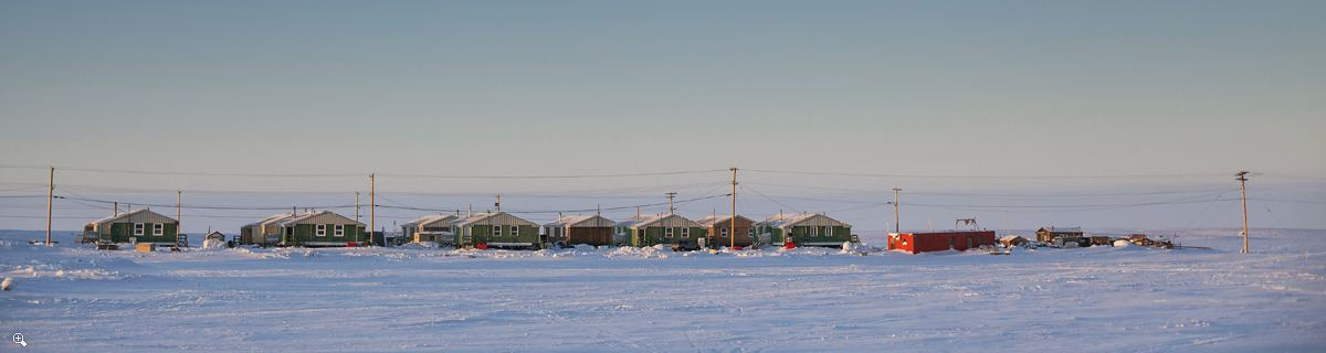 Arctic Winter Explorer | Ice Road to Tuktoyaktuk