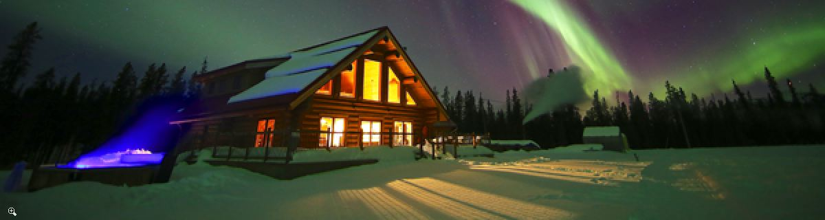 Yukon Wellness & Activities | Northern Lights Resort
