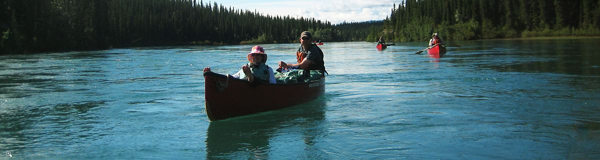 Yukon River 3D | Carmacks to Minto