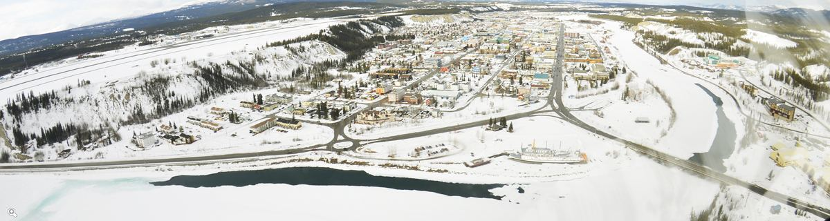 Arctic Day: Helicopter City Tour | Sightseeing Flight