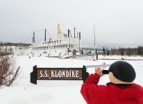 Guest at the SS Klondike