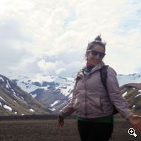Tour Guide: Poliana Gonzalez
