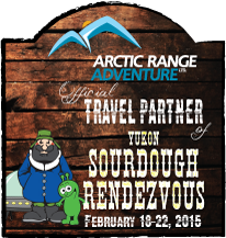Arctic Range Adventure is the Official Travel Partner of the Yukon Sourdough Rendezvous Festival 2014