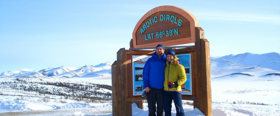 Arctic Winter Explorer | Dempster Highway to Arctic Circle