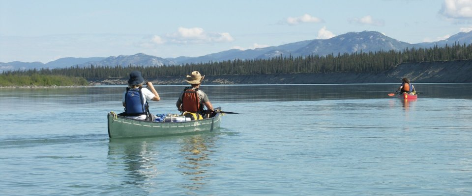 Yukon River 2D | Whitehorse to Lake Laberge