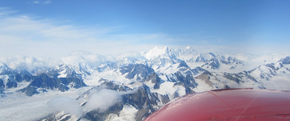 Arctic Day: Kluane & Mount Logan Tour | Sightseeing Flight