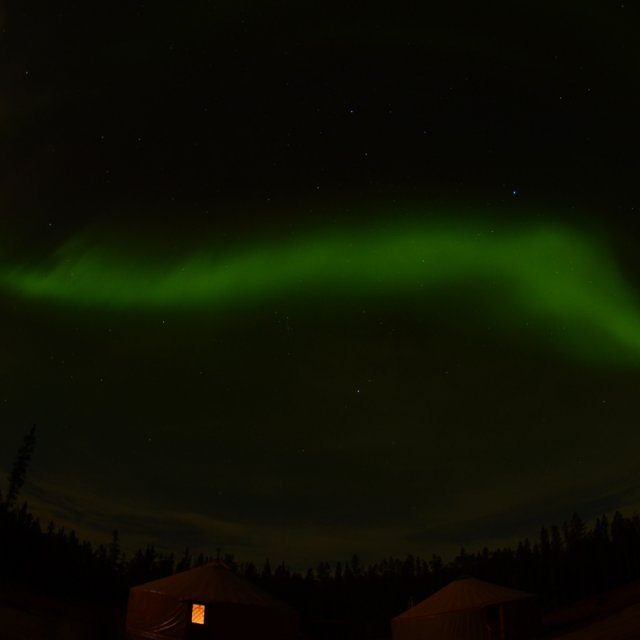 Arctic Day: Aurora Viewing | evening (Sept 04, 2012)
