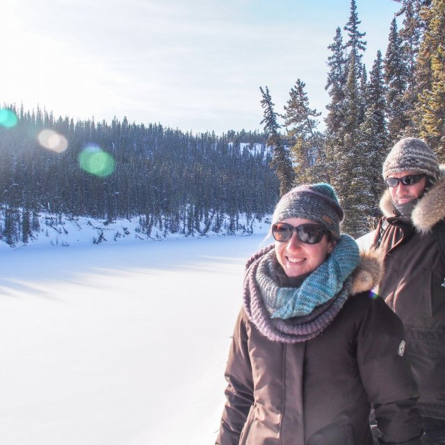 Arctic Day: Snowshoeing | half day (Feb 24, 2019)