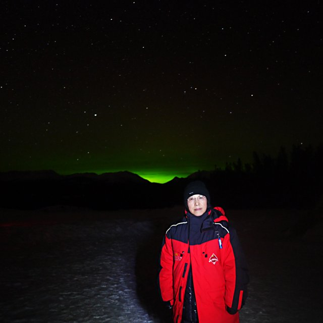 Arctic Day: Aurora Viewing | evening (Mar 04, 2013)