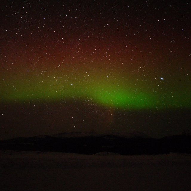 Arctic Day: Aurora Viewing | evening (Mar 06, 2013)