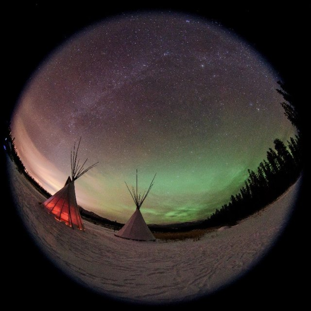 Arctic Day: Aurora Borealis Viewing | evening (Nov 17, 2018)