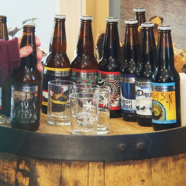 Arctic Day: Wilderness City & Brewery Tour | half day (Nov 18, 2019)