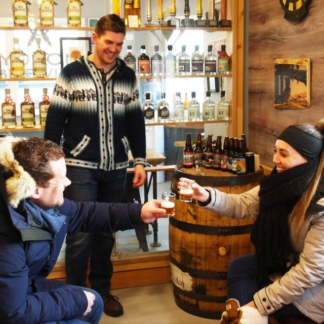 Arctic Day: Wilderness City & Brewery Tour | half day (Dec 3, 2019)