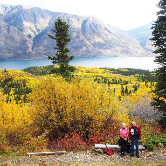 Arctic Day: Carcross & Southern Lakes Hiking Tour | full day (Sep 10, 2020)