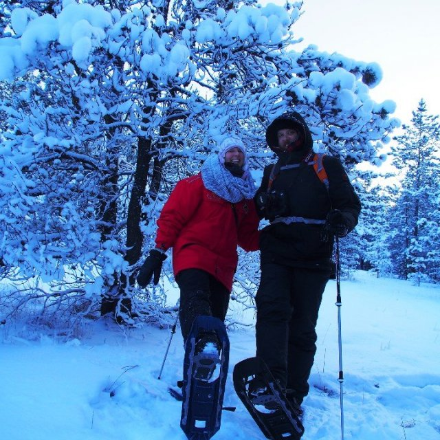 Arctic Day: Snowshoeing Tour | half day (Dec 22, 2019)