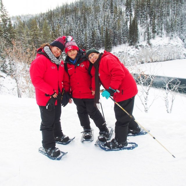Arctic Day: Snowshoeing Tour | half day (Dec 23, 2019)