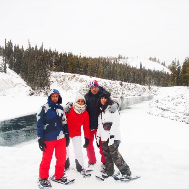 Arctic Day: Snowshoeing Tour | half day (Dec 25, 2019)