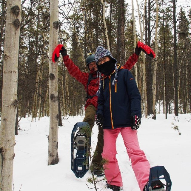 Arctic Day: Snowshoeing Tour | half day (Mar 7, 2020)