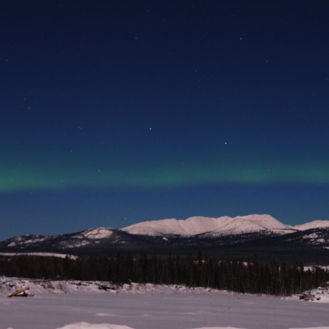 Arctic Day: Aurora Viewing | evening (Dec 05, 2011)